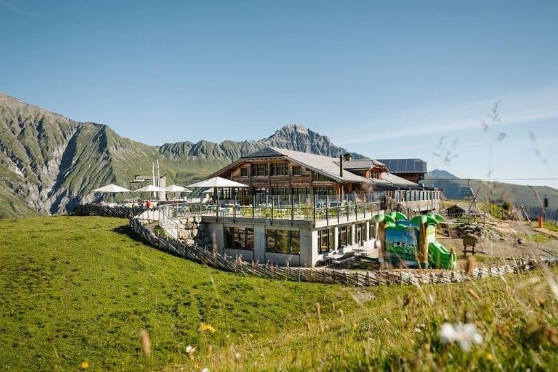 Restaurant Sillerenbühl in Adelboden